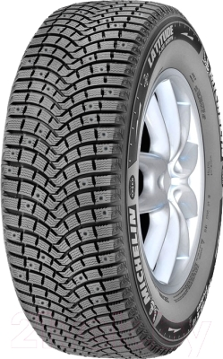 Зимняя шина Michelin Latitude X-Ice North 2+ 275/40R21 107T
