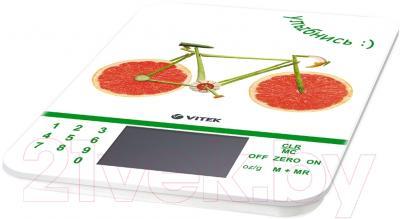 Кухонные весы Vitek VT-2413 W