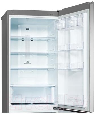 Холодильник с морозильником LG GA-B409SAQL