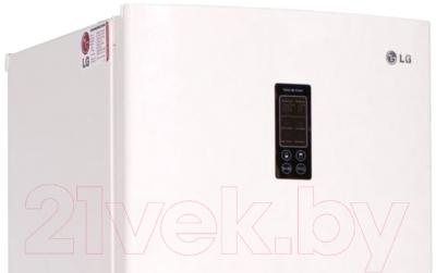 Холодильник с морозильником LG GA-E409SQRL