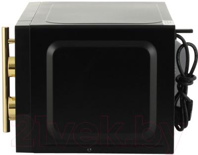 Микроволновая печь Midea MM820CMF-BG - вид сбоку 1