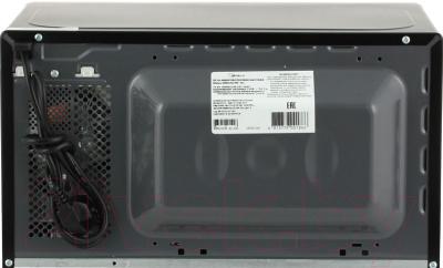 Микроволновая печь Midea MM820CMF-BG - вид сзади