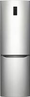 Холодильник с морозильником LG GA-E409SMRL -