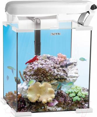 Аквариумный набор Aquael Nano Reef 30 113505 (белый)