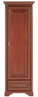 Шкаф-пенал Black Red White Стилиус NREG 1d P