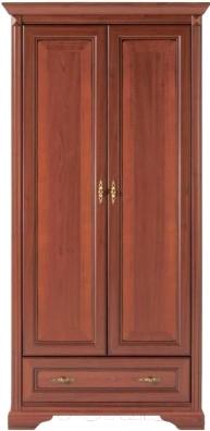 Шкаф Black Red White Стилиус NREG 2d1s