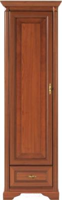 Шкаф-пенал Black Red White Стилиус NSZF 1d1s L