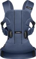Эрго-рюкзак BabyBjorn One Air Mesh 0930.08 (пепельно-синий) -