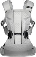 Эрго-рюкзак BabyBjorn One Air Mesh 0930.04 (серебристый) -