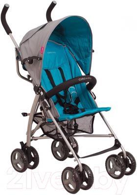 Детская прогулочная коляска Coto baby Rhythm 2016 (09/бирюзовый)