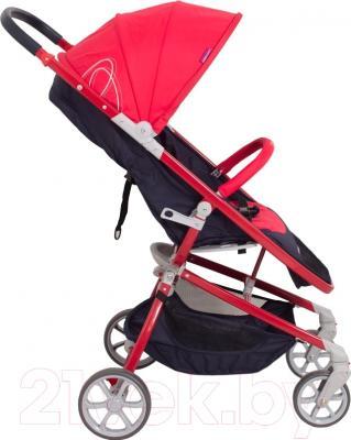 Детская прогулочная коляска Coto baby Verona (02/красный)