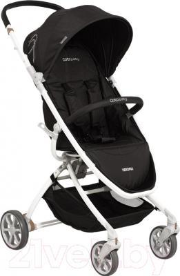 Детская прогулочная коляска Coto baby Verona (01/черный)