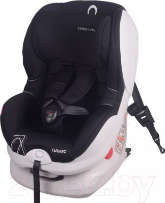 Автокресло Coto baby Lunaro Isofix (01/черный)