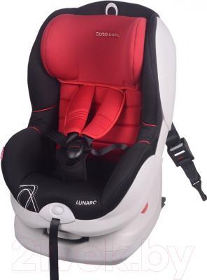 Автокресло Coto baby Lunaro Isofix (02/красный)