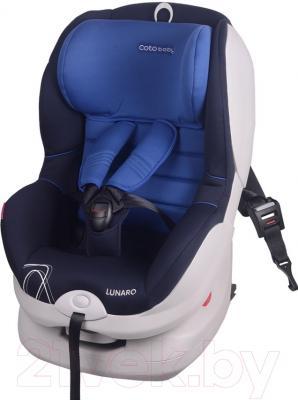 Автокресло Coto baby Lunaro Isofix (03/синий)