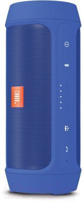 Портативная колонка JBL Charge 2 Plus (синий)