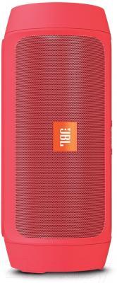 Портативная колонка JBL Charge 2 Plus (красный)