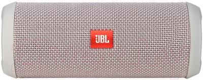 Портативная колонка JBL Flip 3 / JBLFLIP3GRAY (серый)