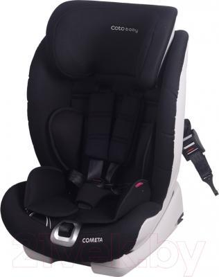 Автокресло Coto baby Cometa Isofix (01/черный)