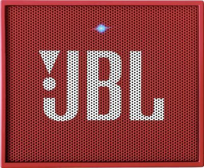 Портативная колонка JBL Go (красный)