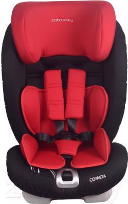 Автокресло Coto baby Cometa Isofix (02/красный)
