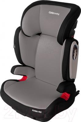Автокресло Coto baby Rumba Pro (06/серый)