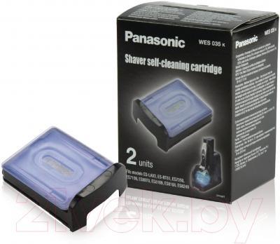 Картриджи для очистки электробритвы Panasonic WES035K503