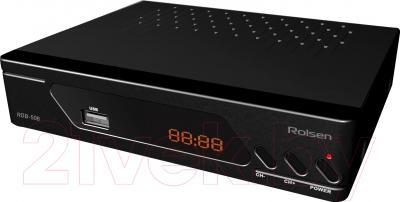 Тюнер цифрового телевидения Rolsen RDB-508 DVB-T2