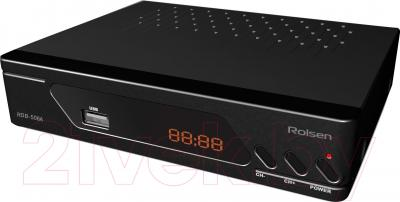 Тюнер цифрового телевидения Rolsen RDB-508A