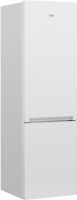 Холодильник с морозильником Beko RCSK379M20W -