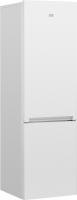 Холодильник с морозильником Beko RCNK296K00W -