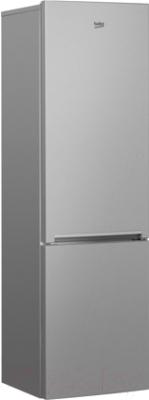 Холодильник с морозильником Beko RCNK321K00S