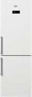 Холодильник с морозильником Beko RCNK321E21W -