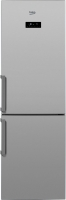 Холодильник с морозильником Beko RCNK321E21S -
