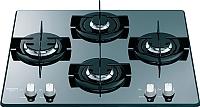 Газовая варочная панель Hotpoint DD 642/HA(ICE) RU -