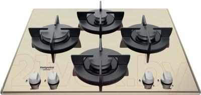 Газовая варочная панель Hotpoint 641 DD/HA(CH)