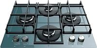 Газовая варочная панель Hotpoint TQG 641/HA(ICE) -