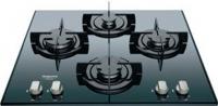 Газовая варочная панель Hotpoint DD 642/HA(MR) -