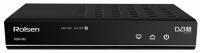 Тюнер цифрового телевидения Rolsen RDB-802 -