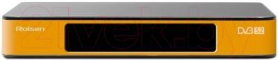 Тюнер цифрового телевидения Rolsen RDB-804