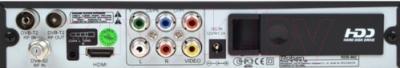 Тюнер цифрового телевидения Rolsen RDB-902 DVB-T2 + DVB-S2