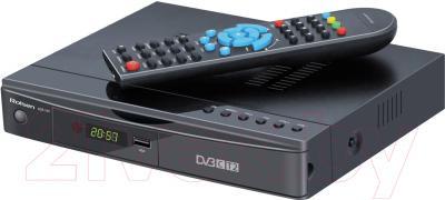 Тюнер цифрового телевидения Rolsen RDB-960 DVB-T2 + DVB-C