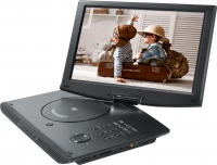 Портативный DVD-плеер Rolsen RPD-13D09G -