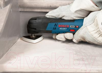 Профессиональный мульти-инструмент Bosch GOP 10.8 V-LI Professional (0.601.858.00J)