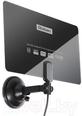 Цифровая антенна для тв Rolsen RDA-240 (Черная)