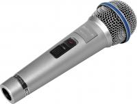 Микрофон Rolsen RDM-200S (серебро) -