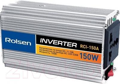 Автомобильный инвертор Rolsen RCI-150A
