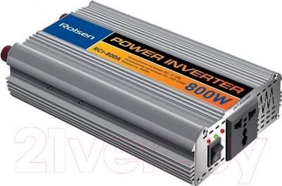 Автомобильный инвертор Rolsen RCI-800A