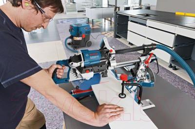 Профессиональная торцовочная пила Bosch GCM 8 SDE (0.601.B19.200)