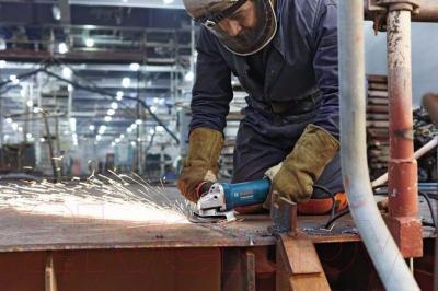 Профессиональная угловая шлифмашина Bosch GWS 15-125 CIEP Professional (0.601.796.202)